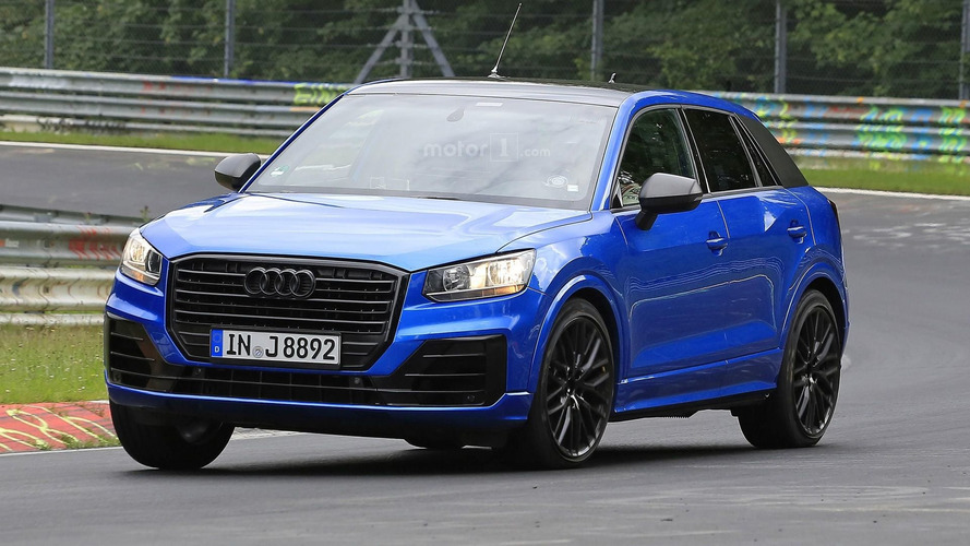 Looks like Audi is already preparing SQ2