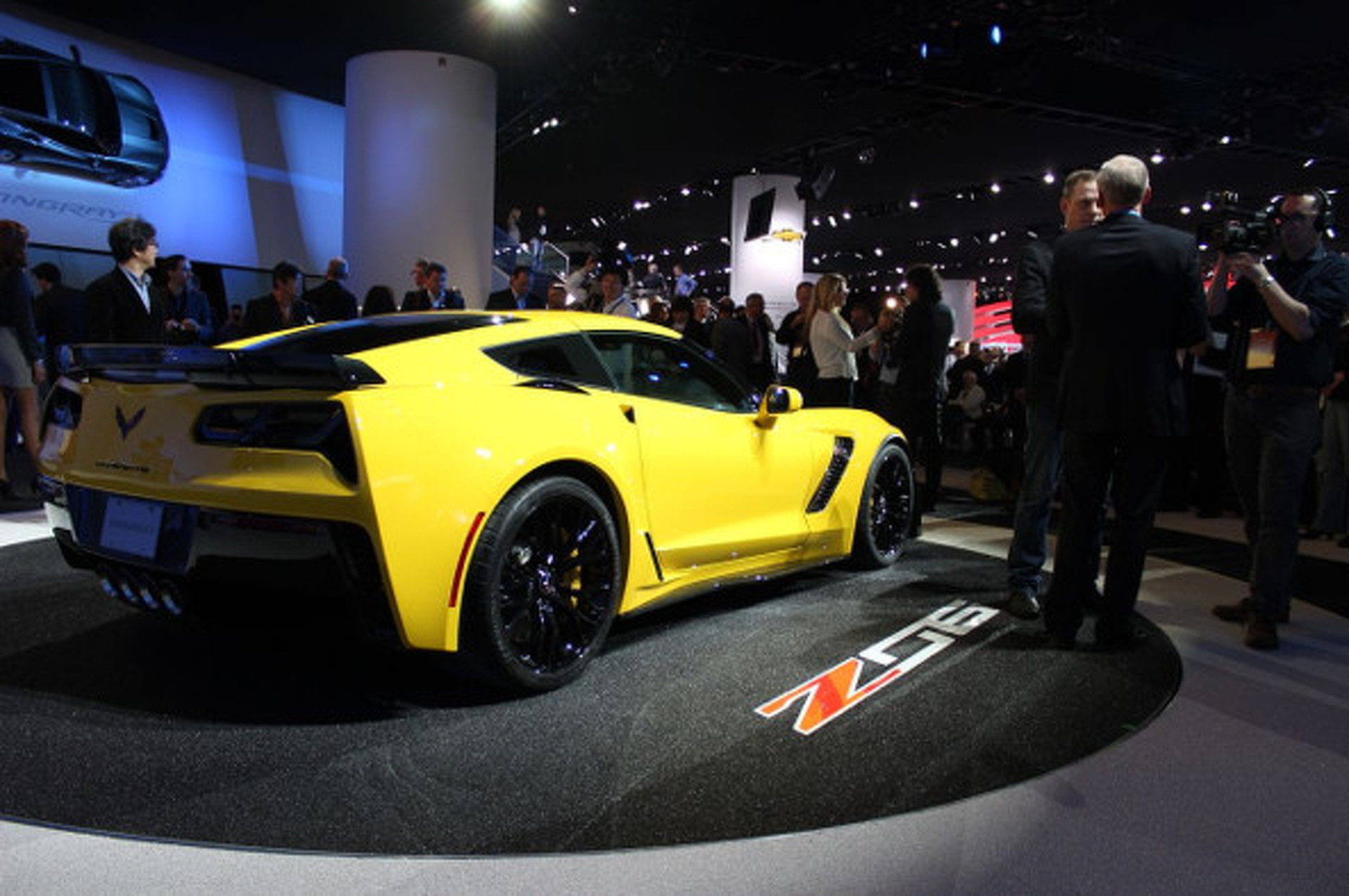2015 Chevrolet Z06 is a Race Car in Street Clothing