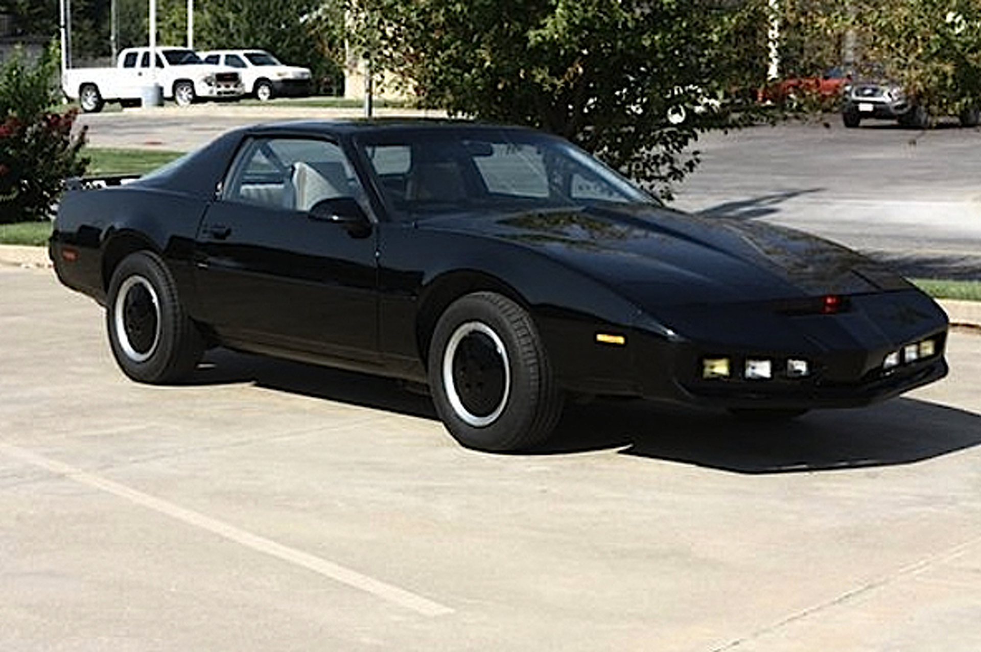 EBay Car Of The Week: 1986 Pontiac Firebird Knight Rider