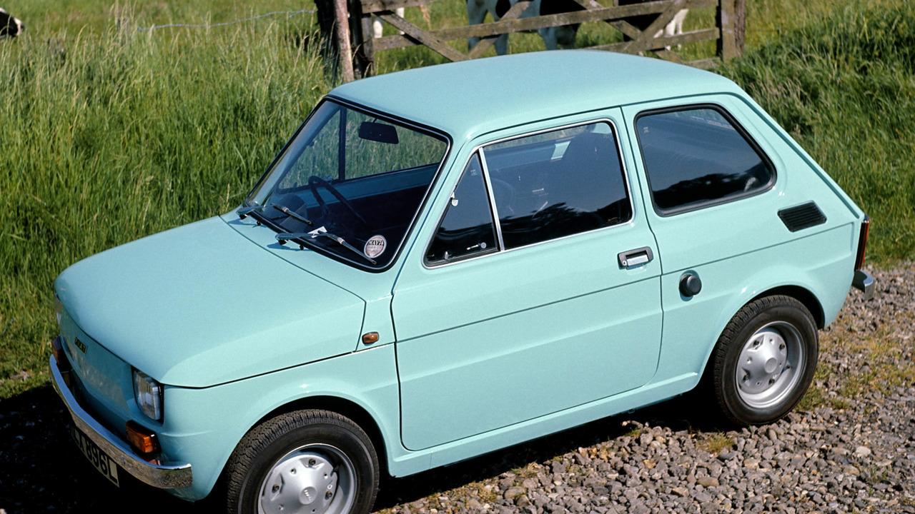 We Buy Used Cars >> Soviet Bloc Cars Were Weird: Polski Fiat 126p