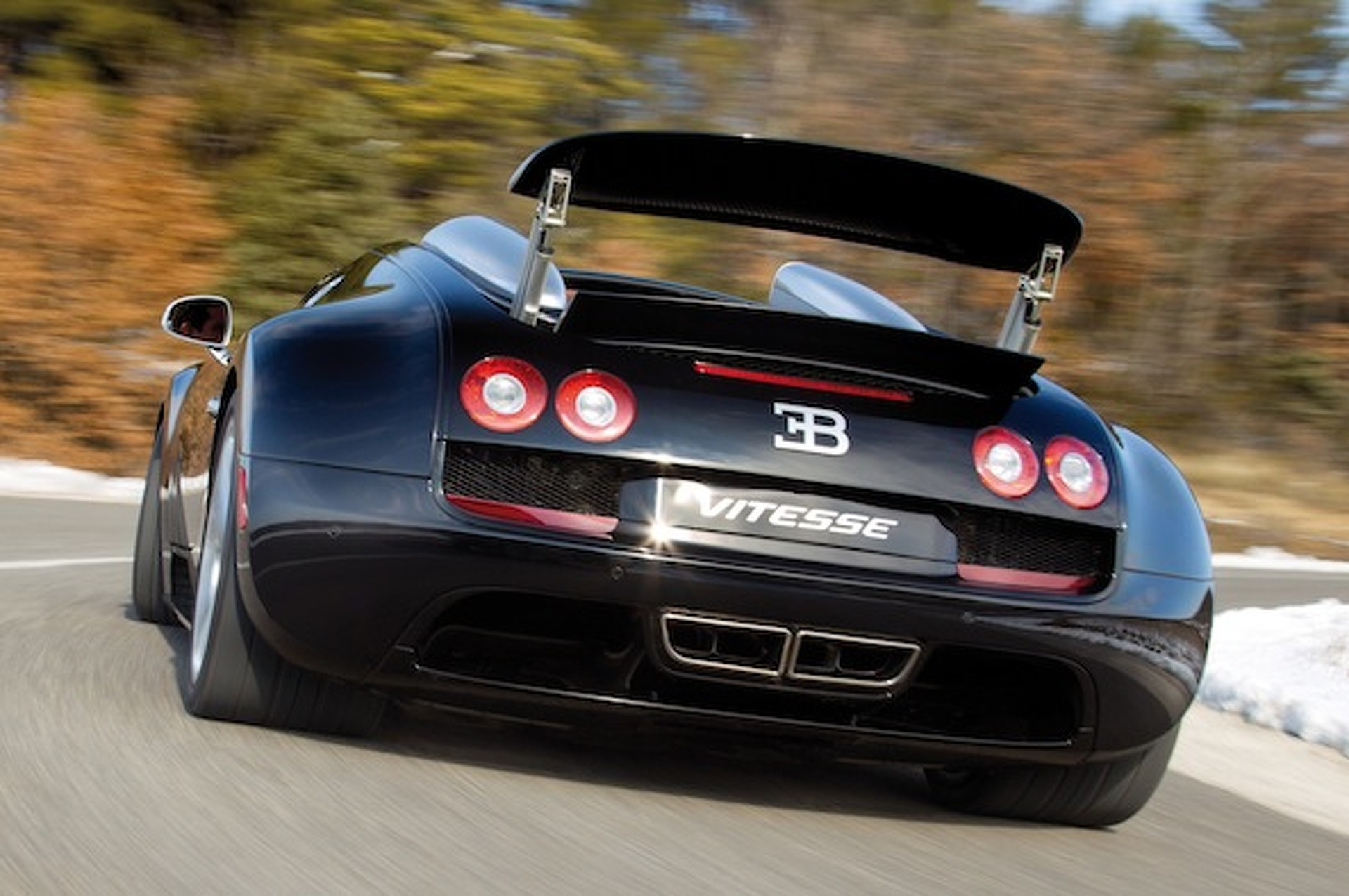 Bugatti Ditches Plans of Super Veyron, but Says Replacement on the Way
