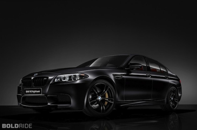 BMW M5 Nighthawk is Darth Vader's Daily Driver