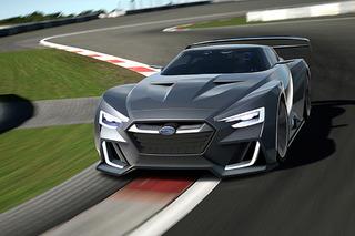 A Mid-Engine Subaru Sports Car Won't Happen, Says Report