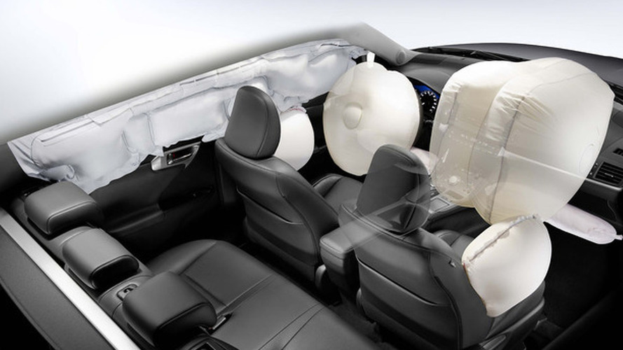 Mercedes, Ferrari allowed to sell cars with faulty Takata airbags