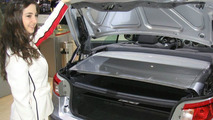 Mitsubishi Colt CZC at Geneva