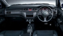 Mitsubishi Lancer Evolution Wagon Interior