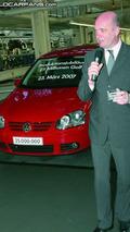 25 Millionth Volkswagen Golf Produced