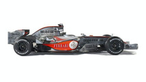 2007 McLaren MP4-22