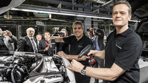 2014 Mercedes C-Class production