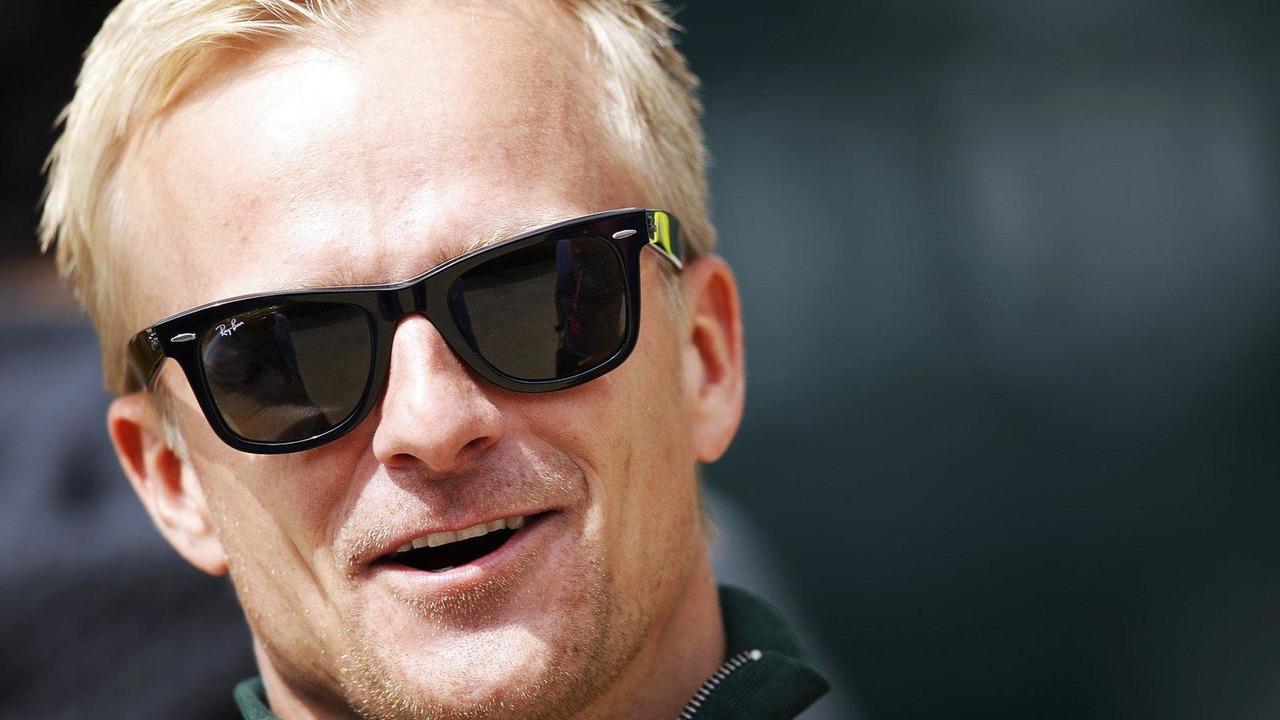 Heikki Kovalainen 29.06.2013 British Grand Prix