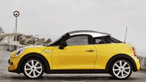 2014 MINI Coupe artist rendering