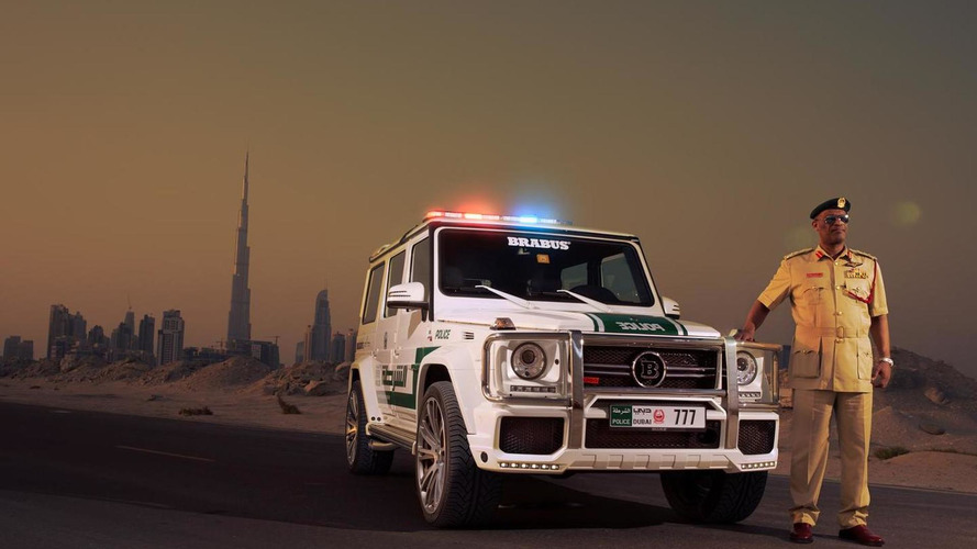 Dubai cops go after young street racers doing 300 km/h