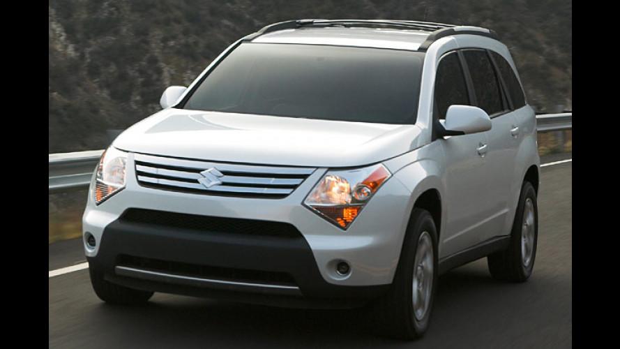 Suzuki: Weltpremiere des neuen XL-7 in New York