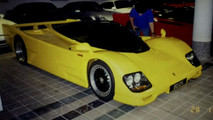 Colección de coches del Sultán de Brunei