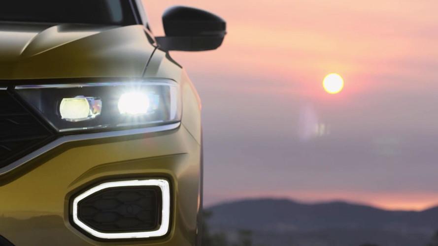 Un vídeo nos muestra más detalles del Volkswagen T-Roc 2018