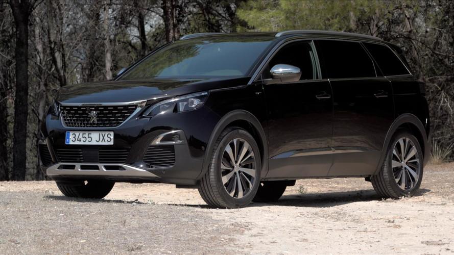 ¿Qué coche comprar? Peugeot 5008 2017
