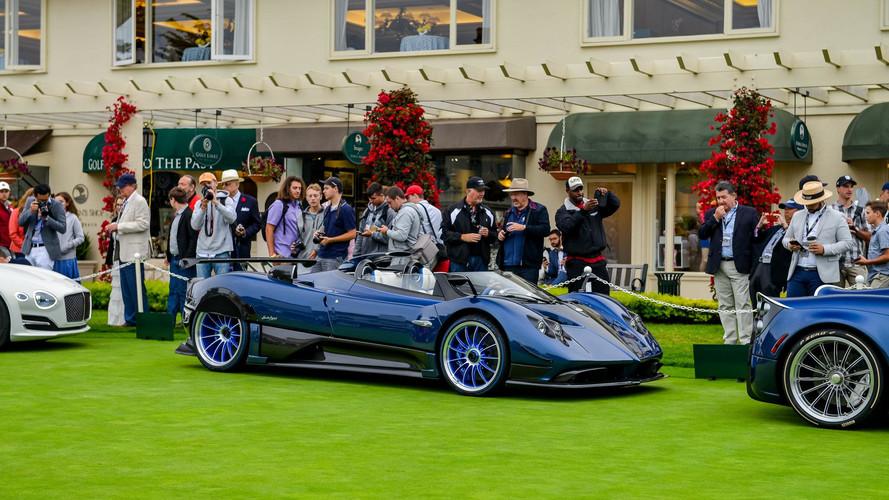2017 Pebble Beach Concours d'Elegance Concept Lawn