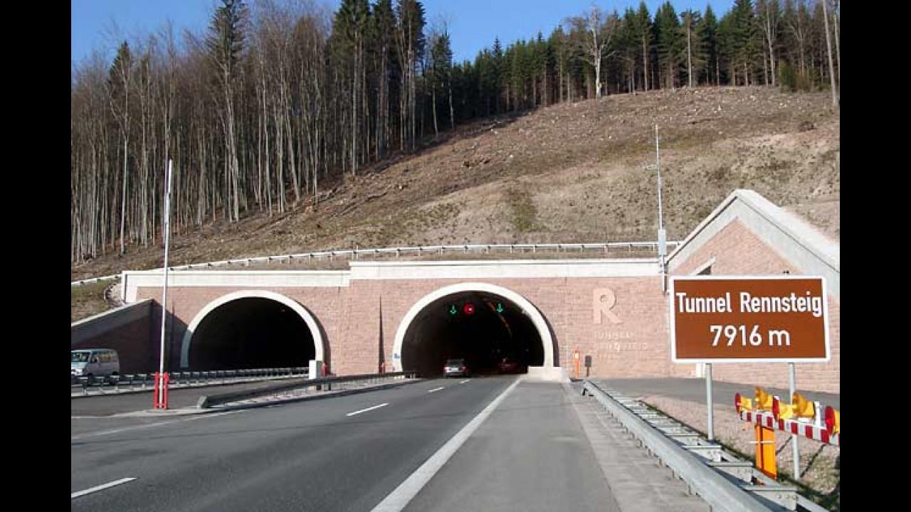 ADAC Tunneltest 2004