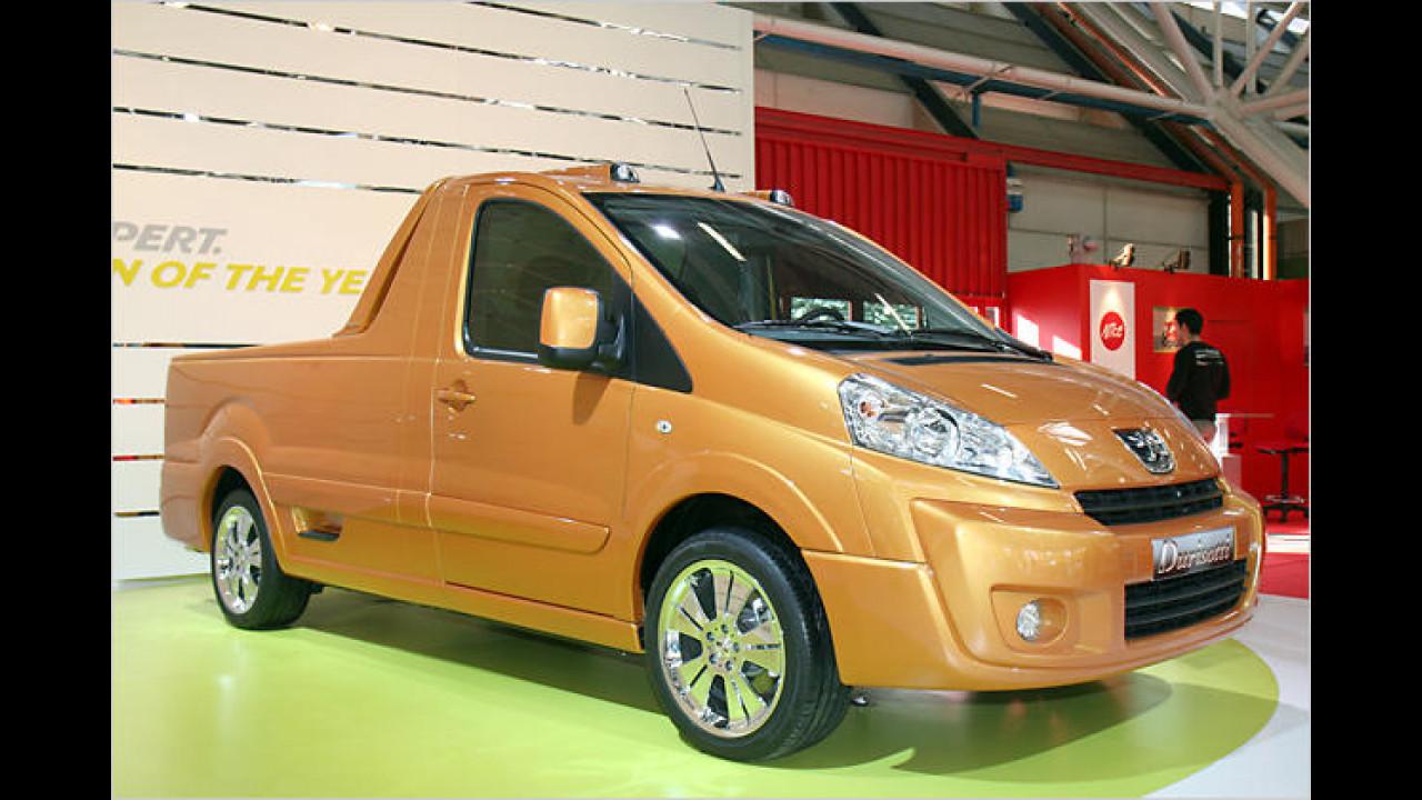 Peugeot Expert Pick-Up Durisotti