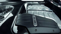 Volkswagen Golf GTi W12 Concept Engine