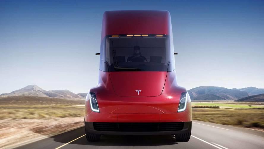 Pepsi passe commande de 100 Tesla Semi