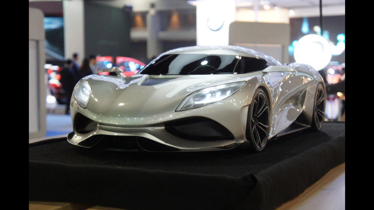 Koenigsegg Utagera Concept by VanaticalDesign