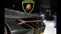 Lamborghini al Salone di Ginevra 2016