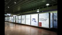 Nissan sponsor della stazione Garibaldi di Milano