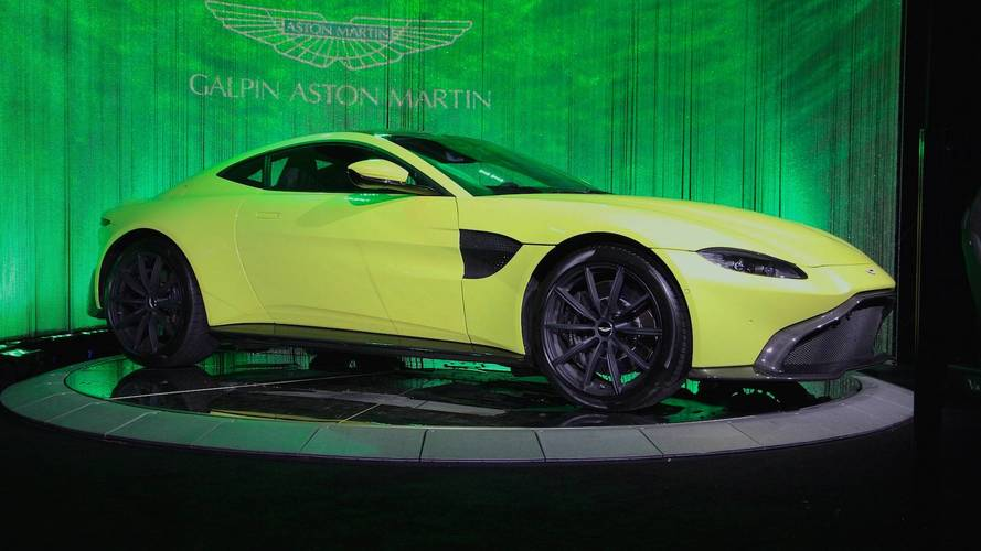 Aston Martin Might Borrow AMG's New Turbo Inline-Six Engine