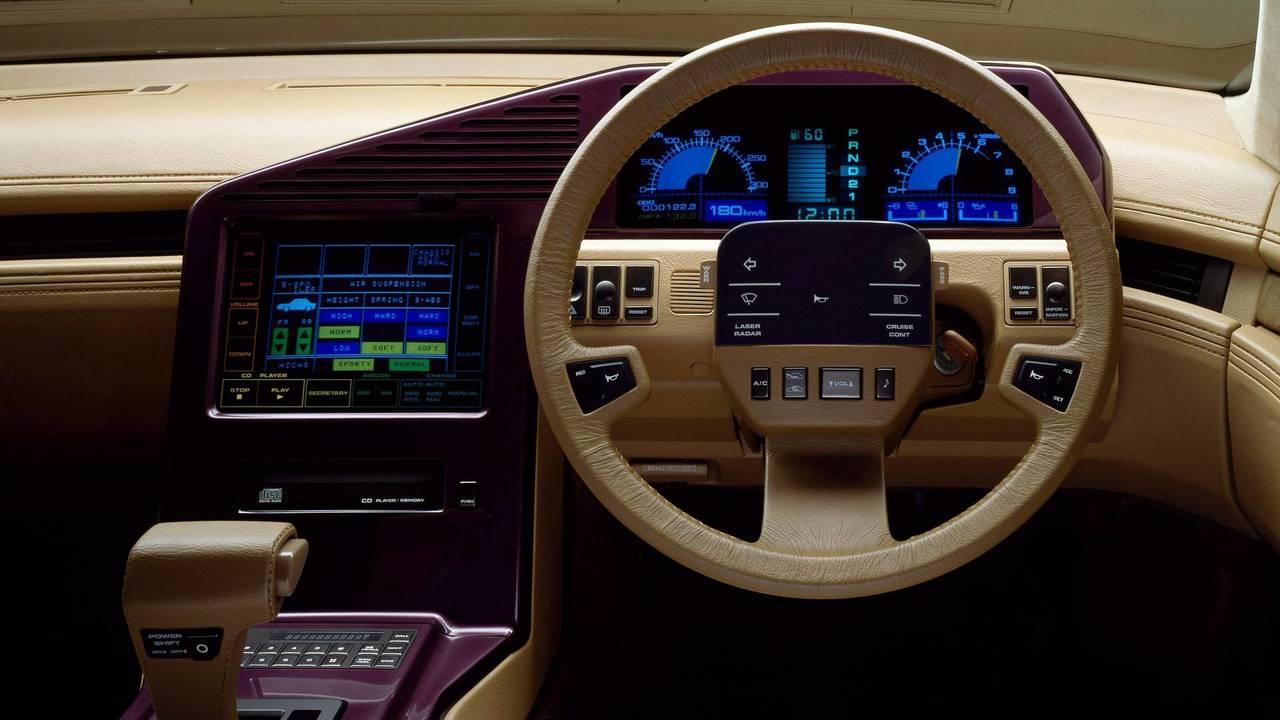 Nissan CUE-X konsepti