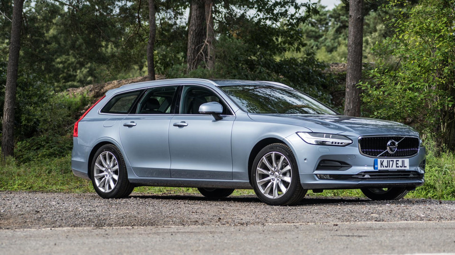 Volvo's new S90/V90 petrol engine is a diesel alternative
