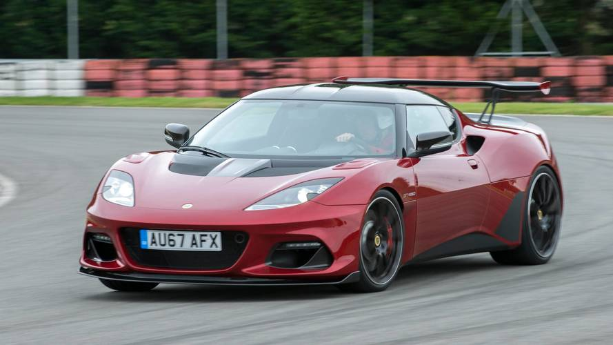 Lotus Evora GT430 first drive: No lightweight
