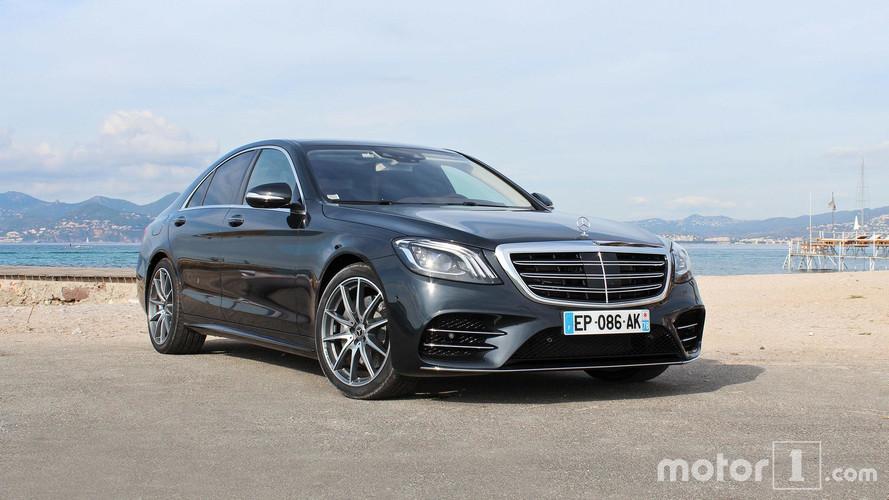 Mercedes - Une limousine 100% électrique pour 2020?