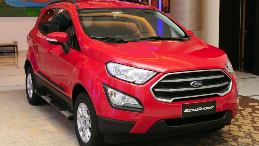 Ford EcoSport ganha linha de acessórios originais de fábrica