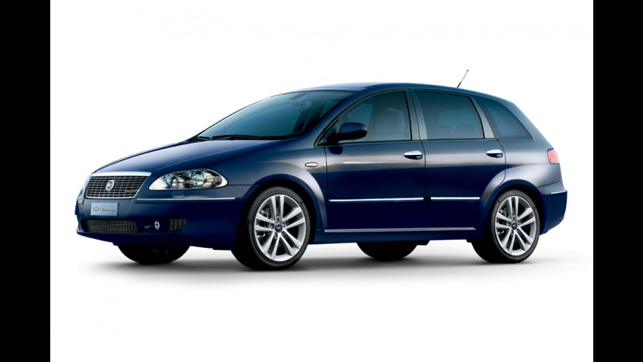 Fiat Croma MY 2007