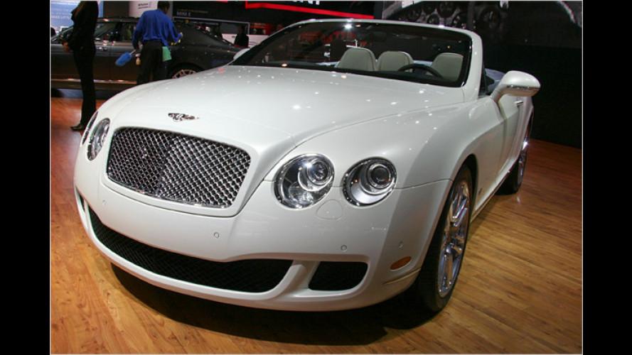 Noch ein bisschen exklusiver: Bentley ,Series 51