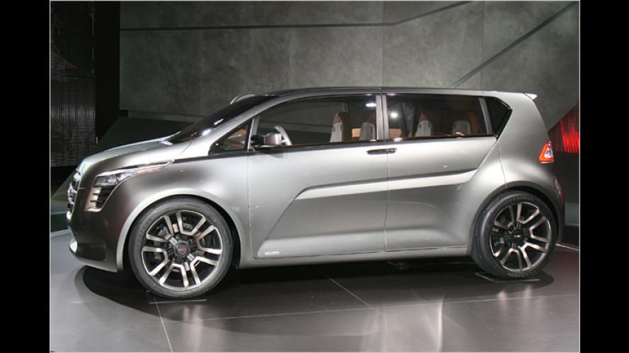 GMC Granite: Kompaktes Stadtauto für junge Leute
