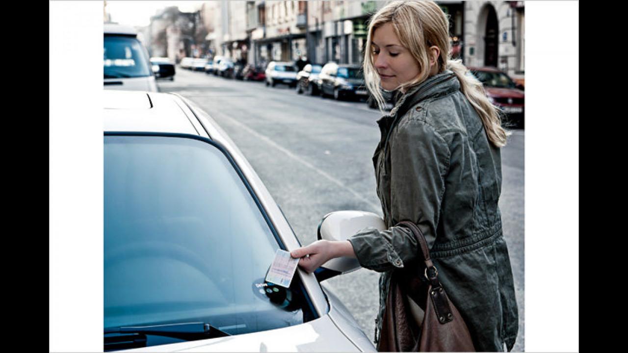 Carsharing von BMW