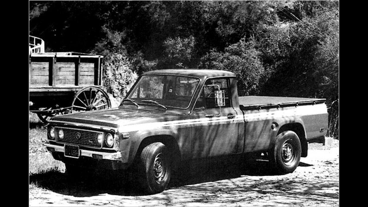 Mazda Rotary Pick-up (1974)