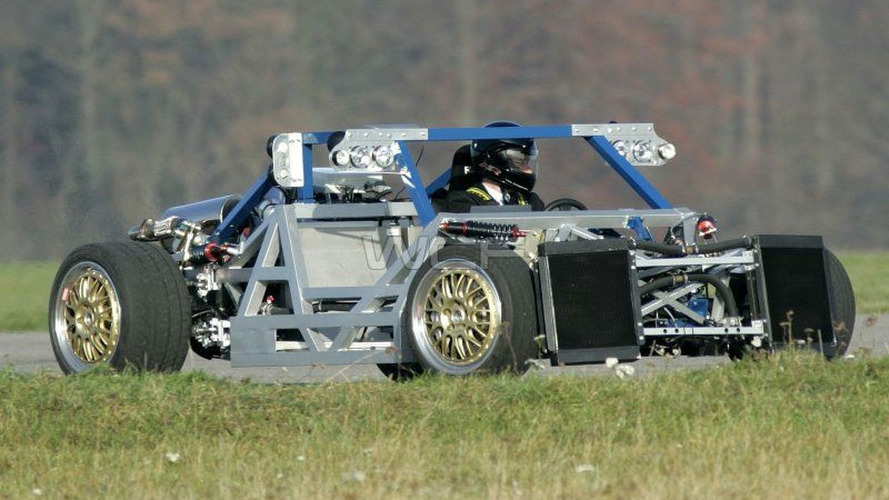 SPY PHOTOS: Mercedes SLS McLaren