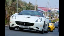 100 Ferrari vanno ad Abu Dhabi per l'ultimo GP