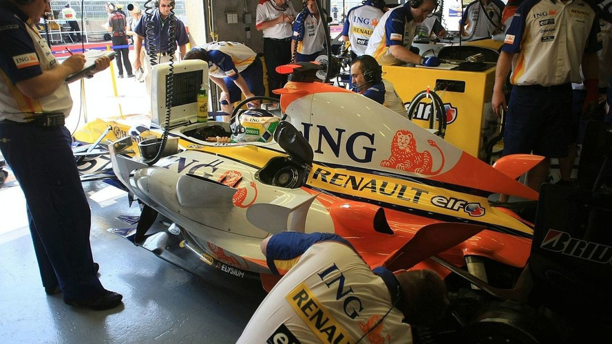 Renault F1, Altran want new talent