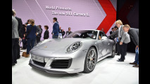 Salone di Francoforte, le Porsche 911 sono tutte turbo [VIDEO]