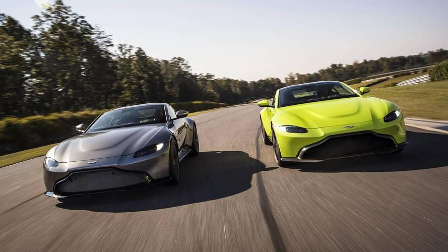 Aston Martin - Un six cylindres en ligne dans la gamme ?