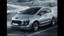 Peugeot Prologue HYmotion4 Concept