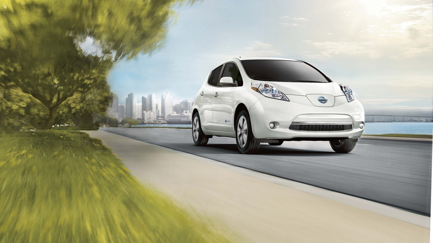 Electric Company Offers Customers $10K Off On Nissan Leaf
