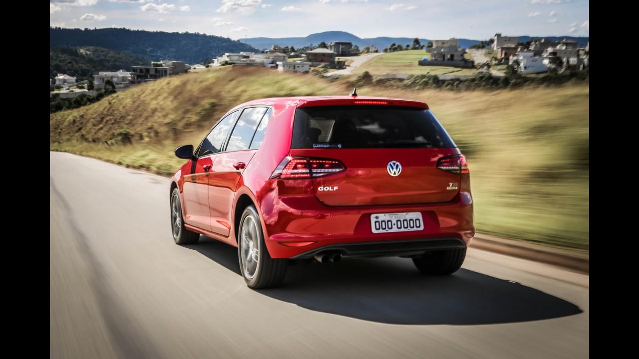VW Golf renovado está quase pronto e chega até o fim de 2016