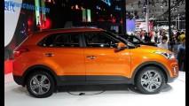 Hyundai descarta ix25 para países ricos e prepara novo SUV abaixo do Tucson
