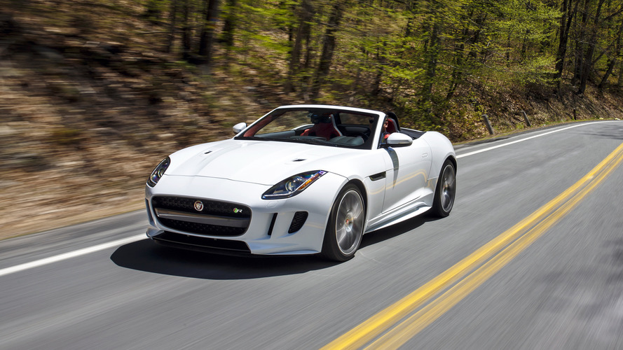 F-Type R Convertible