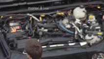 2018 Jeep Wrangler dört silindirli Hurricane motoru